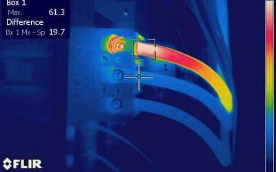 What is infrared thermography used for?