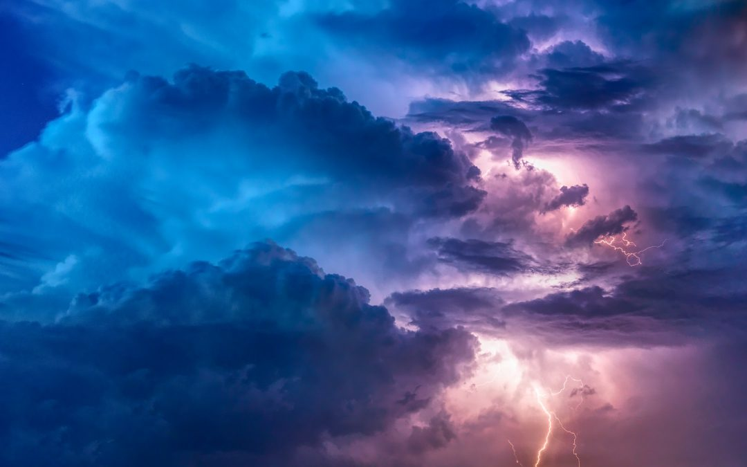 The Time Of Year When Heat And Thunderstorms Are More Common